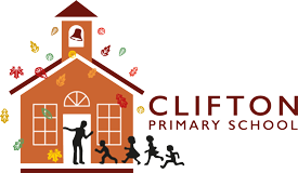 Clifton Primary School – Hull Logo